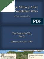 Atlas Peninsular War 1808 (Jan-Apr)