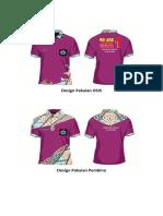 Design Pakaian OSIS