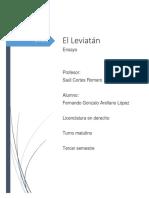 El Leviatan