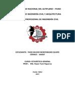 PRACTICA CON R - ESTADISCTICA - MEDIDAS DE TENDENCIA CENTRAL.