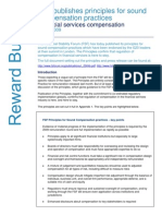 Pwc Reward Bulletin Fsf Principles e