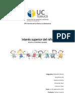 Interés Superior Del Niño Igualdad e Identidad Corregido