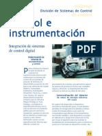 Control e Instrumentacion
