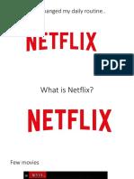 Project Netflix