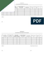 Daftar Pengeluaran Barang Inventaris