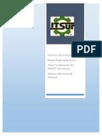 Fundamentos Del MOSFET de Potencia