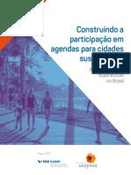 2017 Participação Cidades Sustentáveis