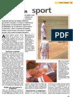 Asistenta Medicala in Sport