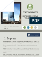 Leed_edificio de Oficinas_ver Final