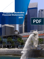Singapore Illustrative Financial Statements 2011