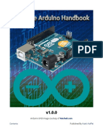 Ultimate Arduino Handbook
