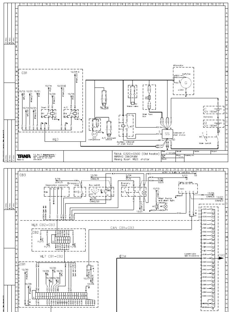 Lenovo G500 Schematic Diagram