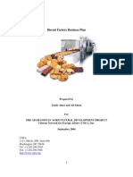 Biscuit Factory Business Plan