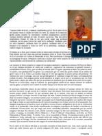VISIÓN DEL ALMA - PARA UN FUTURO SIN GUERRA - Por Dr. Dieter Duhm