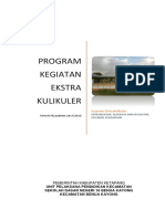 8. Program Ekstrakulikuler