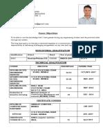 Resume Prem