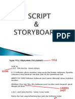 SCRIPT & STORYBOARD.pptx