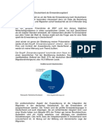 DSD Referat - MK- Deutschland Als Einwanderungsland