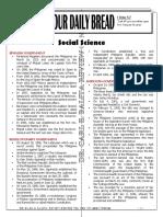 ODB - Soc Sci (Gov History)