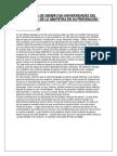 Violencia de Genero en Universidades Del Peru