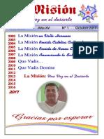 La Misión Octubre 2017