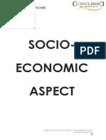 Sample Socio Economic Aspect for Feasibility Studies