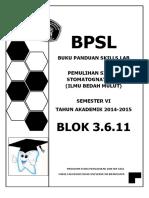 Bpsl Blok 11 Th Ajaran 2014 2015 Bm
