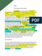 Fragment Marx on Protestantism