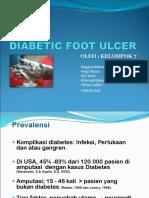 100498244 Diabetic Foot Ulcer