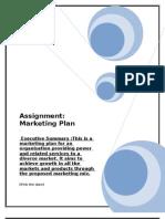 Assignment GMDP Marketing Mnt Cfambi 2