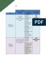 calendario garantias constitucionales