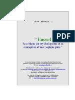 Delbos Husserl (1)