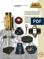 Oteco Rig Hardware Product Brochure