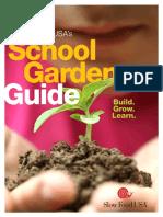 Slow Food Usa School-garden