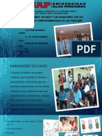 Habilidades Sociales y Las Relaciones Con Los Cambios