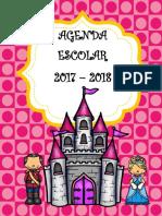 Agenda Escola r Cenicienta Meep