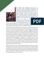 Biografias de Karl Marx Frediech Engels