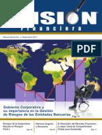 Revista Visión Financiera Edición 01