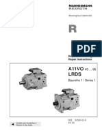 A11VO LRDS-1 Series-repair Instruction