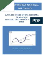 El Rol Del Estado en Una Economia de Mercado Poli Econ (1)