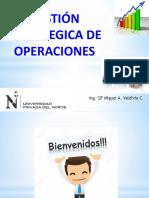 CLASE 1. Introduccion a La Gestión de Operaciones