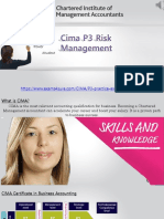 Cima P3 Exam Questions