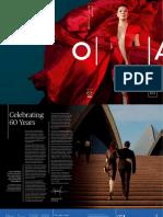 Opera Australia 2016 Season Brochure Sydney