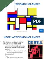 NEOPLASTICISMO HOLANDES