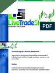 LiveTradeSignals - Overview Of Services