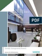 Brochure Innovative Power Distribution in Hotels