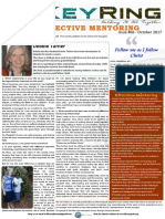 Key Ring Issue 66 - Effective Mentoring