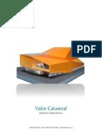 Valor Catastral