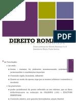aulas 5 e 6 de D. Romano