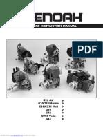 Air g26 Instruction Manual